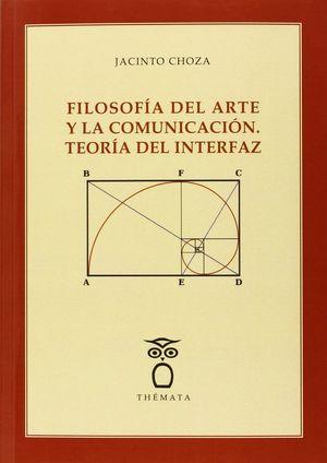 FILOSOFIA DEL ARTE Y LA COMUNICACION