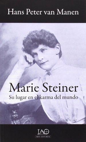 MARIE STEINER: SU LUGAR EN EL KARMA DEL MUNDO