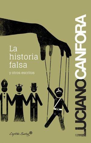 LA HISTORIA FALSA