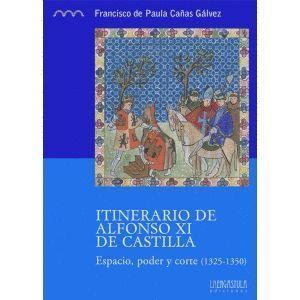 ITINERARIO DE ALFONSO XI DE CASTILLA