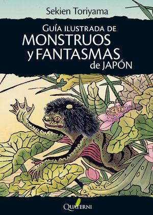 GUIA DE MONSTRUOS Y FANTASMAS DE JAPON