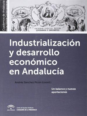INDUSTRIALIZACION Y DESARROLLO ECONOMICO EN ANDALUCIA