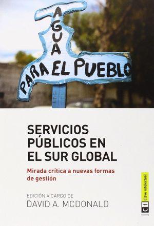 SERVICIOS PUBLICOS EN EL SUR GLOBAL