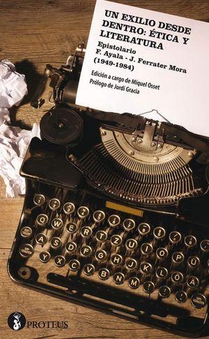 UN EXILIO DESDE DENTRO: ETICA Y LITERATURA