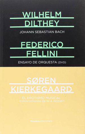 EL EROTISMO MUSICAL. ENSAYO DE ORQUESTA (DVD). JOHANN SEBASTIAN