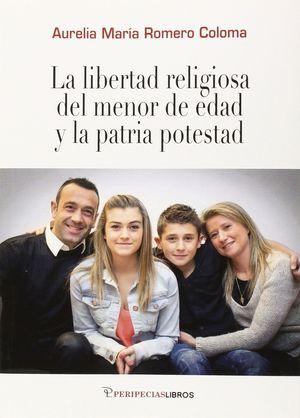 LIBERTAD RELIGIOSA DEL MENOS DE EDAD