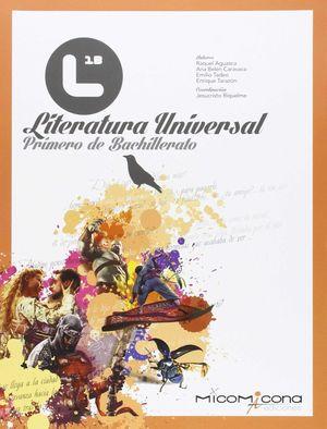 LITERATURA UNIVERSAL 1º BACHILLERATO (PACK)