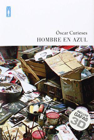 HOMBRE EN AZUL