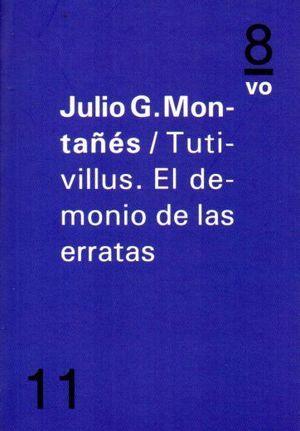 TUTIVILLUS. EL DEMONIO DE LAS ERRATAS
