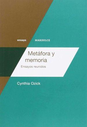METÁFORA Y MEMORIA