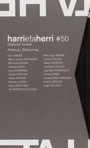 HARRI ETA HERRI # 50 URTE