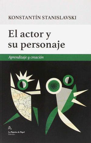 EL ACTOR Y SU PERSONAJE