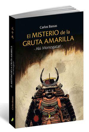 EL MISTERIO DE LA GRUTA AMARILLA