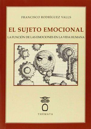 EL SUJETO EMOCIONAL
