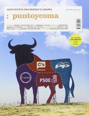 PUNTO Y COMA Nº56 AÑO 2015