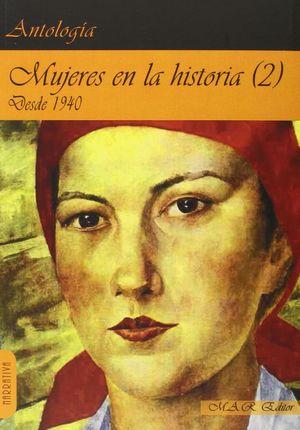 MUJERES EN LA HISTORIA (2) ANTOLOGIAS