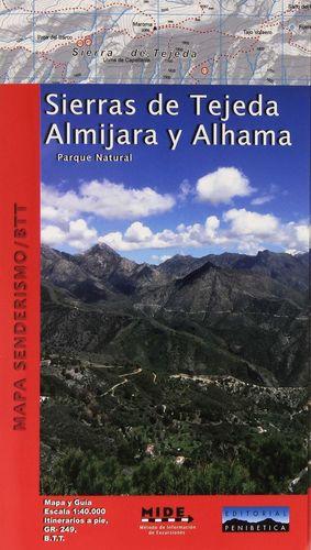SIERRAS DE TEJEDA ALMIJARA Y ALHAMA PARQUE NATURAL