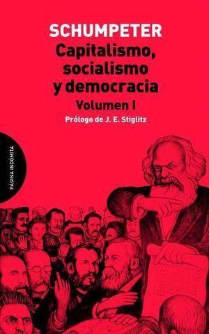 CAPITALISMO, SOCIALISMO Y DEMOCRACIA I