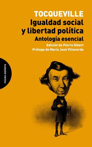 IGUALDAD SOCIAL Y LIBERTAD POLITICA
