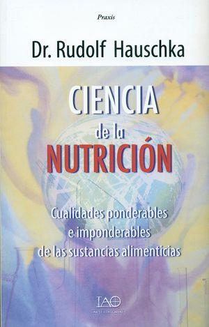 CIENCIA DE LA NUTRICION