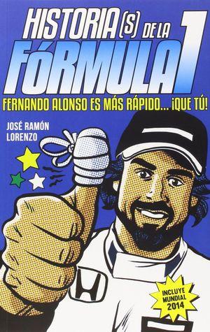 HISTORIA(S) DE LA FORMULA I.