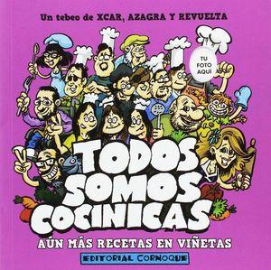 TODOS SOMOS COCINICAS