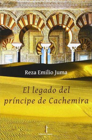 EL LEGADO DEL PRINCIPE DE CACHEMIRA