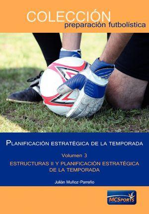 PLANIFICACION ESTRATEGICA DE LA TEMPORADA VOLUMEN 3