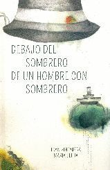 DEBAJO DEL SOMBRERO DE UN HOMBRE CON SOMBRERO