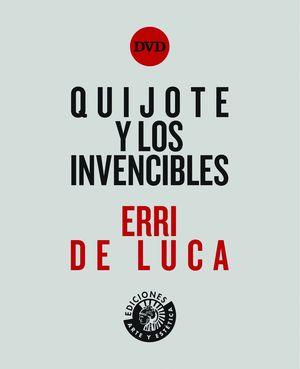 QUIJOTE Y LOS INVENCIBLES +DVD
