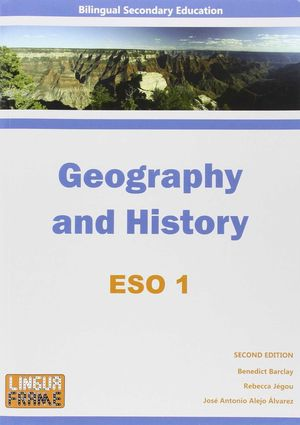 GEOGRAPHY AND HISTORY, ESO 1 ANDALUSIA