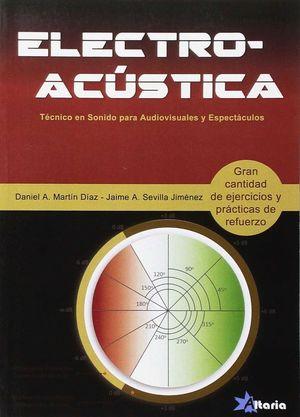 ELECTROACUSTICA TECNICO EN SONIDO PARA AUDIOVISUALES Y