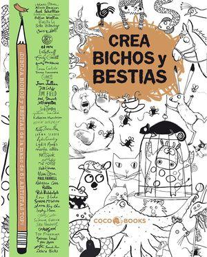 CREA BICHOS Y BESTIAS