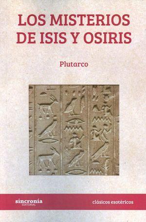 LOS MISTERIOS DE ISIS Y OSIRIS