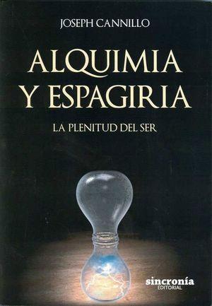ALQUIMIA Y ESPAGIRIA