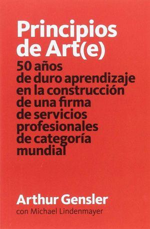 PRINCIPIOS DE ART(E)