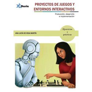 PROYECTOS DE JUEGOS Y ENTORNOS INTERACTIVOS