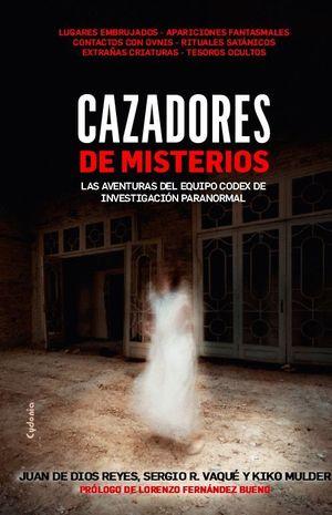 CAZADORES DE MISTERIOS