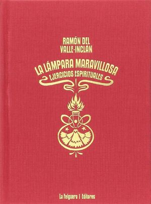 LA LAMPARA MARAVILLOSA. EJERCICIOS ESPIRITUALES