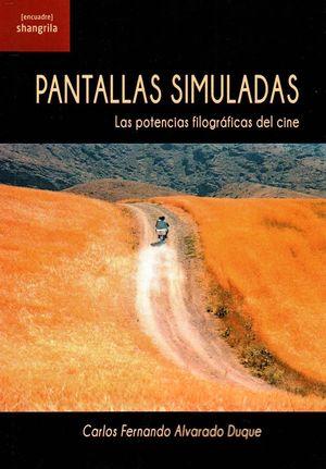 PANTALLAS SIMULADAS