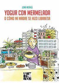 YOGUR CON MERMELADA