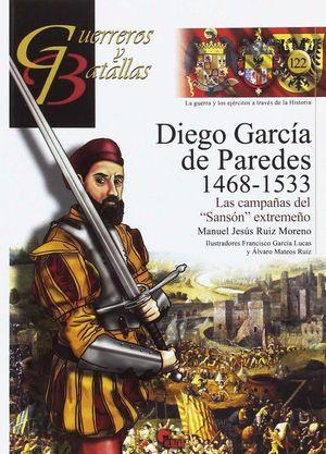 DIEGO GARCIA DE PAREDES 1486-1533