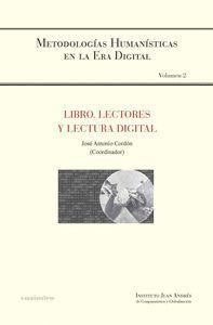 LIBRO, LECTORES Y LECTURA DIGITAL