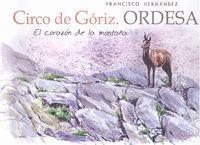 CIRCO DE GORIZ. ORDESA. EL CORAZON DE LA MONTAÑA
