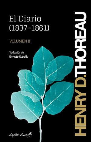 EL DIARIO 1837-1861 VOL.II