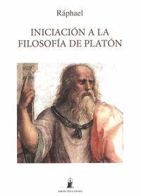 INICIACIÓN A LA FILOSOFÍA DE PLATÓN