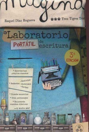LABORATORIO PORTATIL DE ESCRITURA + BOLSA DE TELA