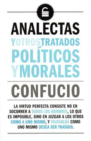 ANALECTAS Y OTROS TRATADOS POLÍTICOS Y MORALES
