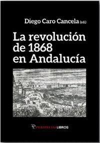 REVOLUCION DE 1868 EN ANDALUCIA