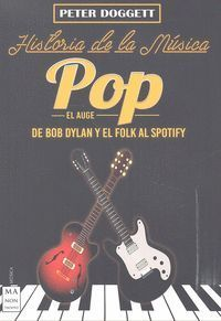 HISTORIA DE LA MUSICA POP EL AUGE